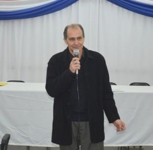 Abog. Luis Abel Encina. Conferencista